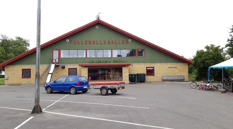Tullebøllehallen