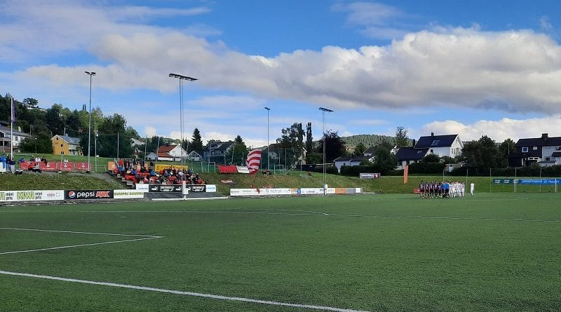 Nardo FK - Bryne FK 2-3