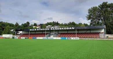 M.U.S Stadion Sandskogan - Stjørdals-Blink