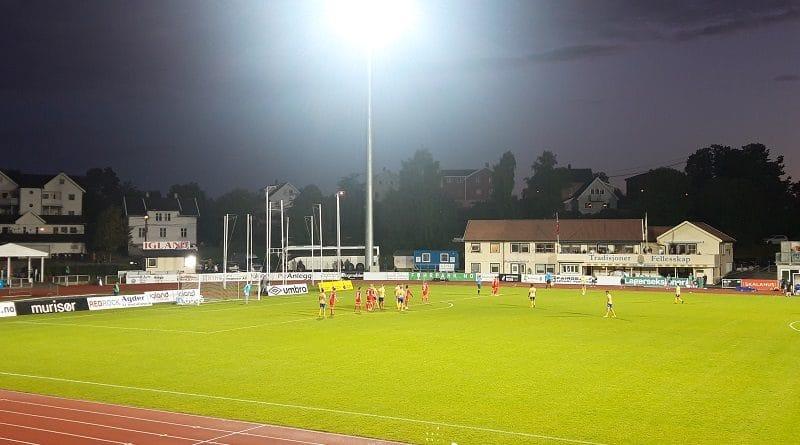 FK Jerv - Lillestrøm SK 2-2