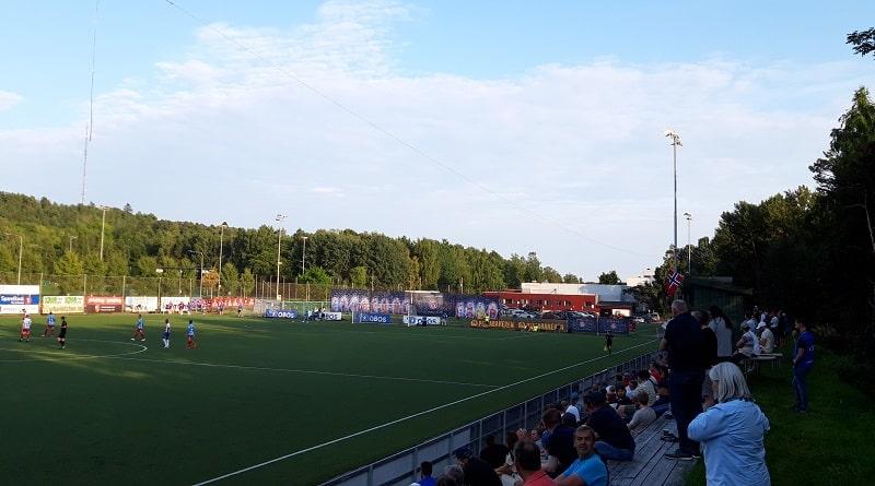 KFUM - Kongsvinger IL 1-1