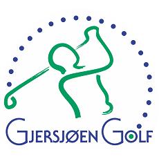 Gjersjoen Golf logo