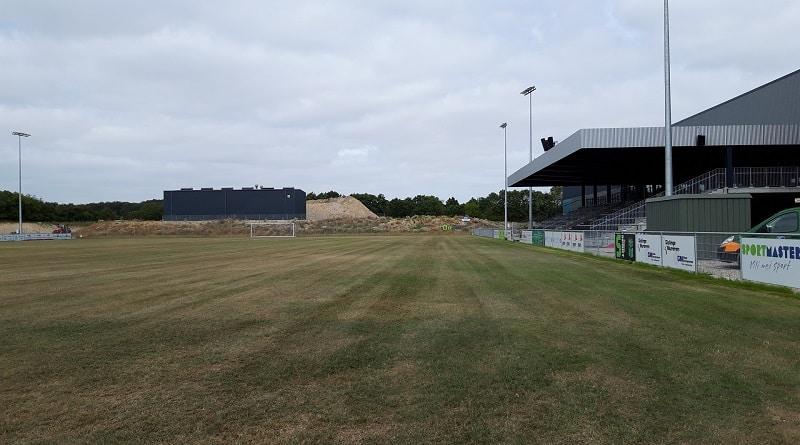 Holbæk Sportsby Stadion