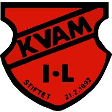 Kvam IL logo