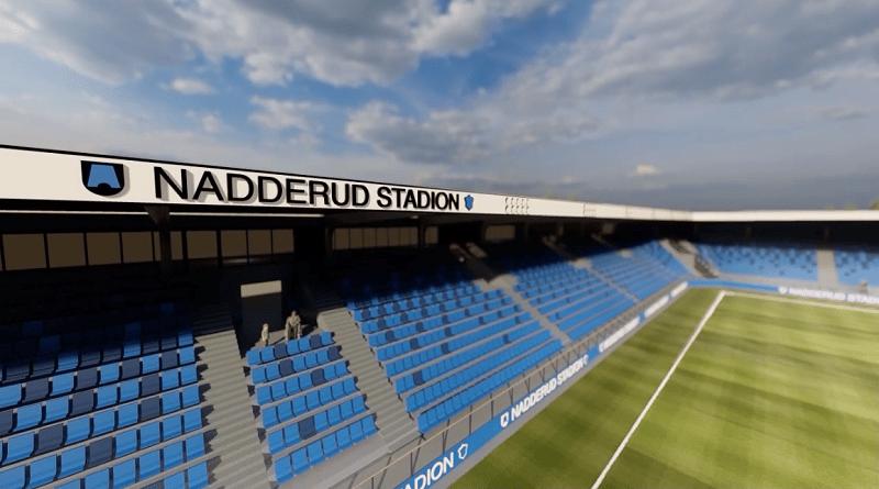 Nye Nadderud Stadion