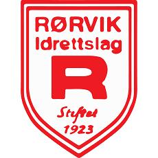 Roervik IL logo