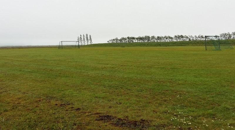 Kleifarvöllur Stjórnarfoss