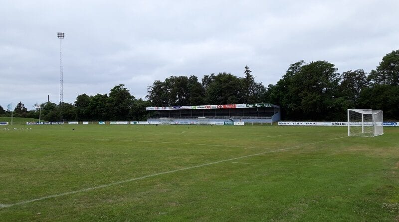 OK+ Stadion - FC Nakskov