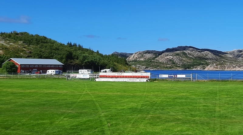Bessaker Stadion - Bjørgan UIF