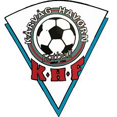 Kaarvaag Havoern Fotball logo