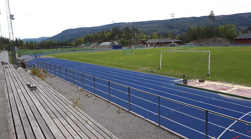 Blåbærmyra Stadion