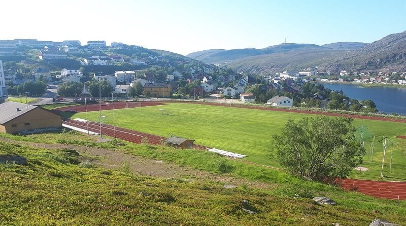 Hammerfest Stadion