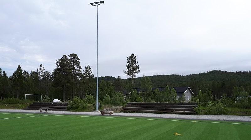 Marine Harvest Stadion - Burfjord IL
