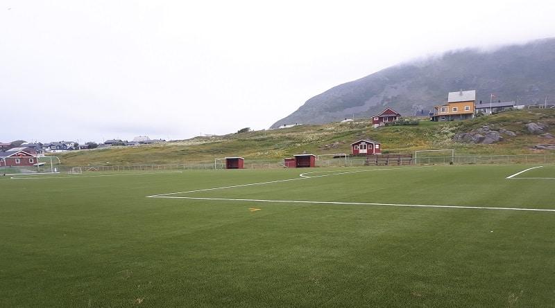 Hasvik Stadion - FK Sørøy Glimt FK