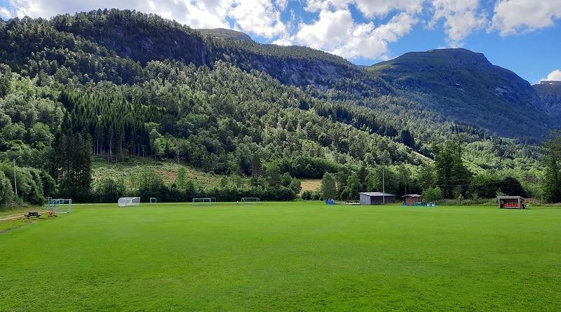 Isfjorden Stadion - Isfjorden IL