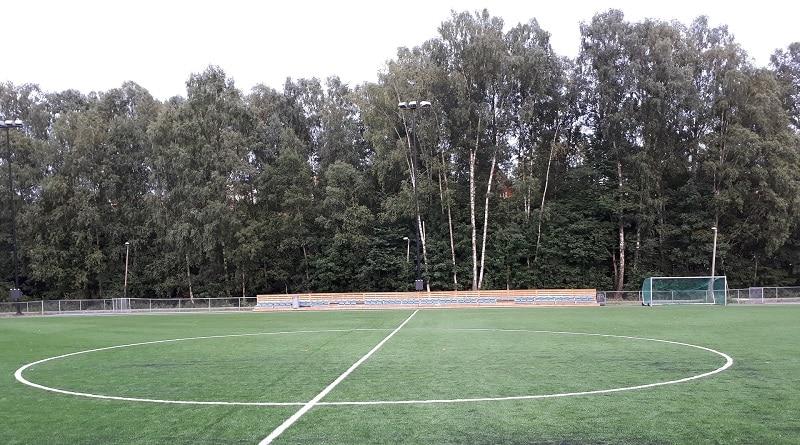 armyra Idrettspark - Øvrevoll Hosle