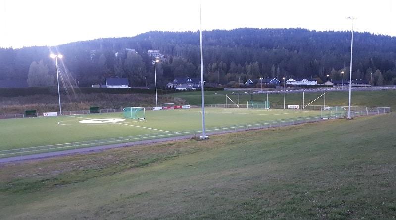 Jevnaker Idrettspark - Jevnaker IF