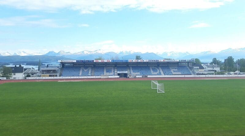 Gamle Molde Stadion