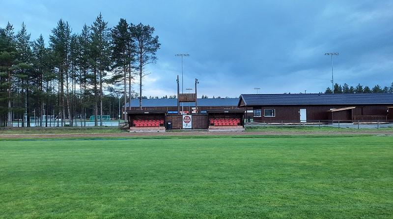 Nytrømoen Idrettsplass - Tynset IF