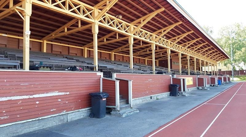 Pyynikin urheilukenttä - Tampere United