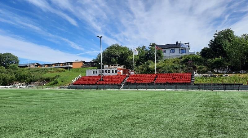 Rørvik Stadion - Rørvik IL