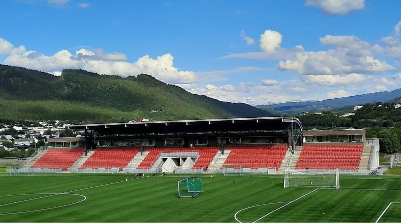 Sagbakken Stadion - Rana FK