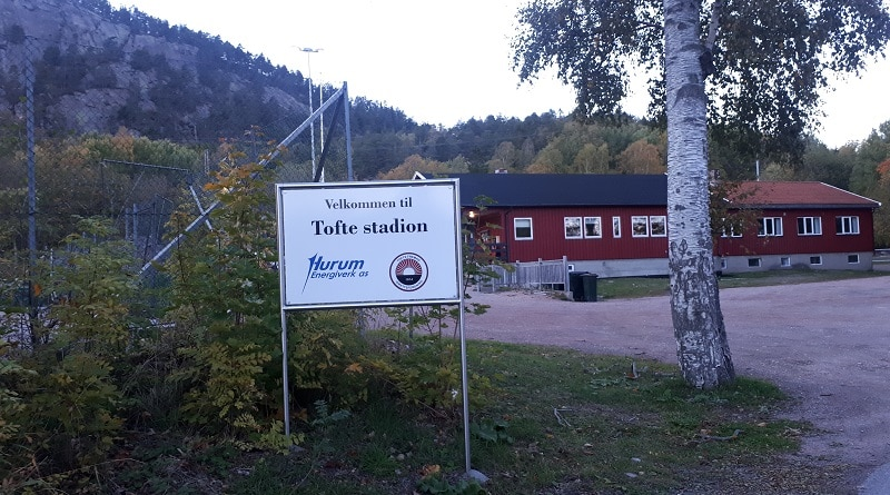 Tofte Stadion - Tofte Fremad IF