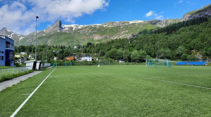 Glomfjord Stadion - Glomfjord IL