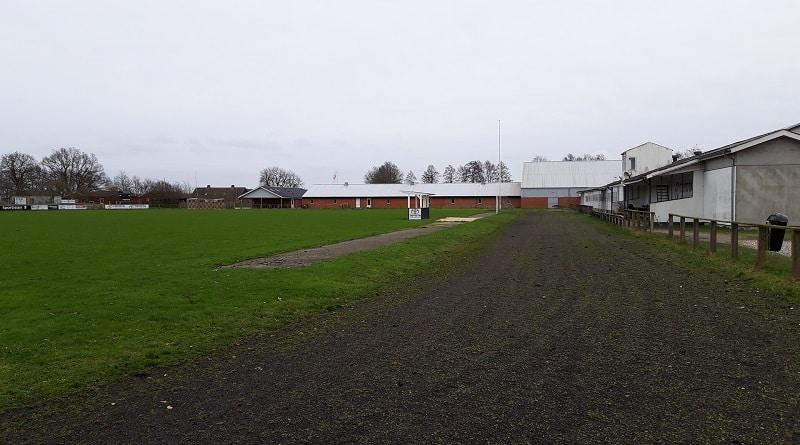 Hadsund Stadion - Hadsund BK