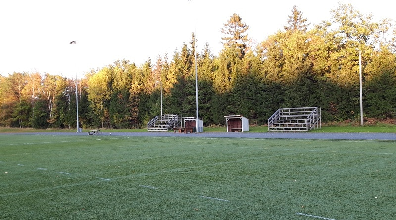 Lillesand Stadion - Lillesand IL