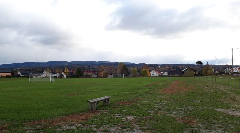 Øvre Eiker Stadion Backup for Eiker Kvikk og Hokksund FK