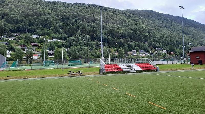 Øya Stadion - Otta IL