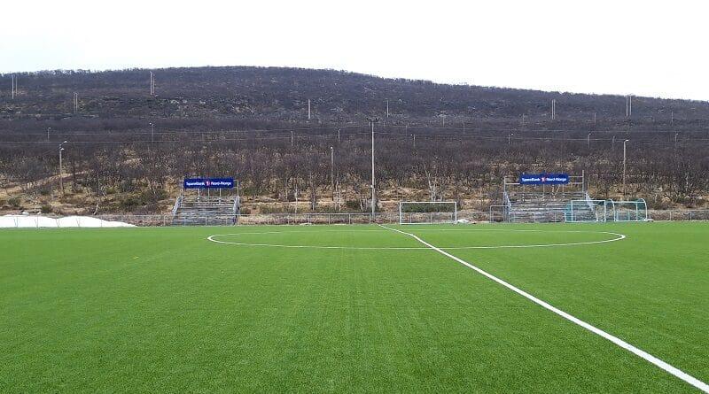 Polarsletta Stadion - Polarstjernen IL