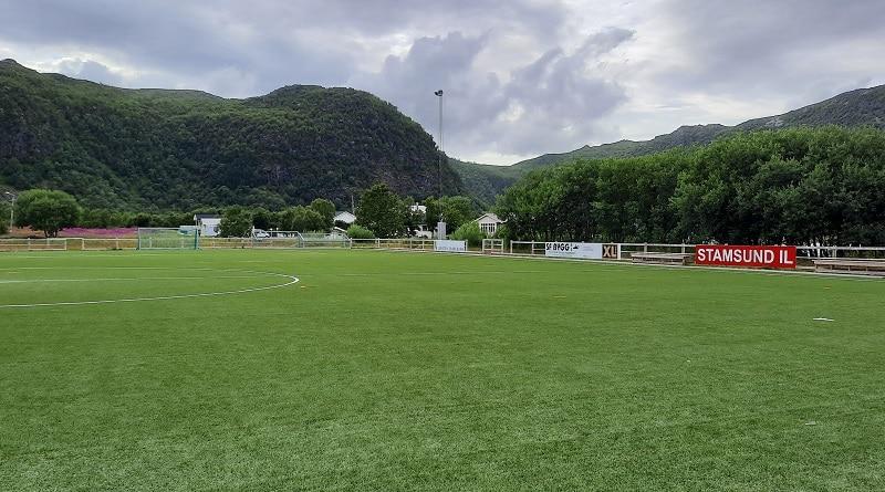 Stamsund IL Stamsund Stadion