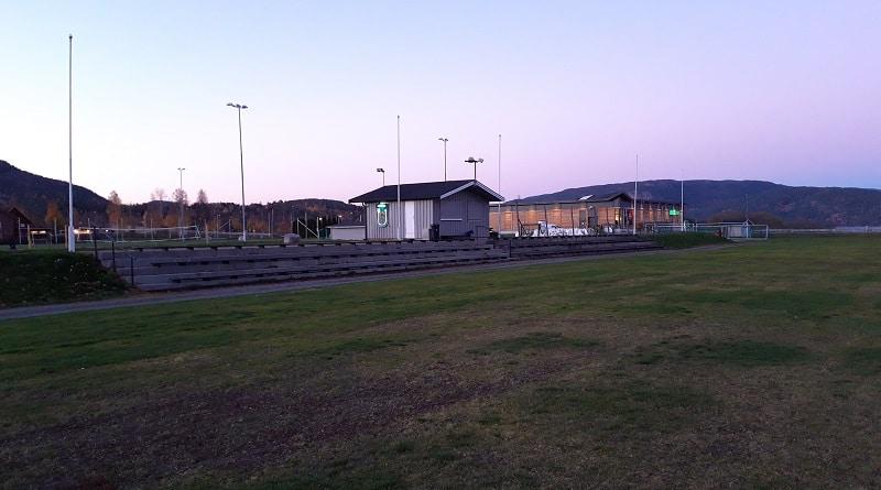 Ulefoss Idrettspark - Ulefoss SF