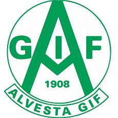 Alvesta GIF logo