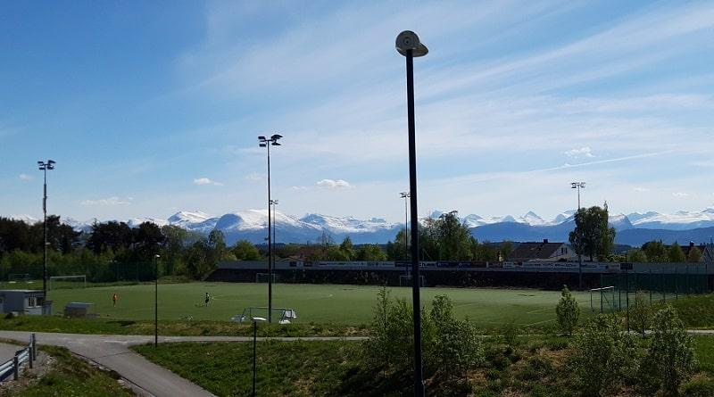 Årølia Kunstgressbane