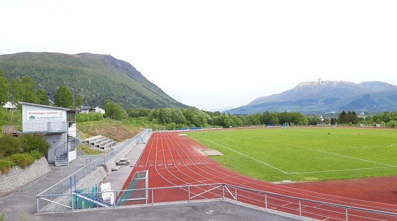 Elnesvågen Stadion - Elnesvågen og Omegn Idrettslag