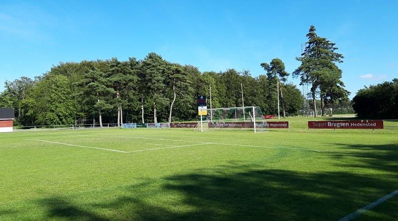 Hedensted stadion - Hedensted IF
