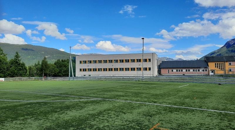 Korgen Stadion - Korgen IL