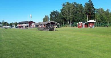 Stavrelunds IP - Trollhättans FK