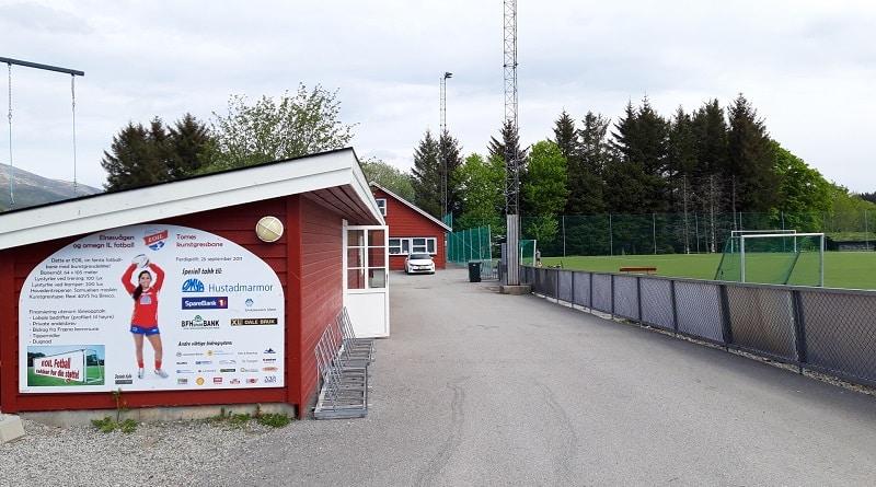 Tornes Kunstgress - Elnesvågen og Omegn Idrettslag