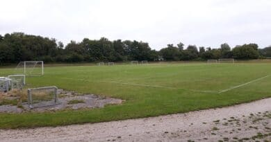 Vester Skerninge Stadion - Egebjerg FB