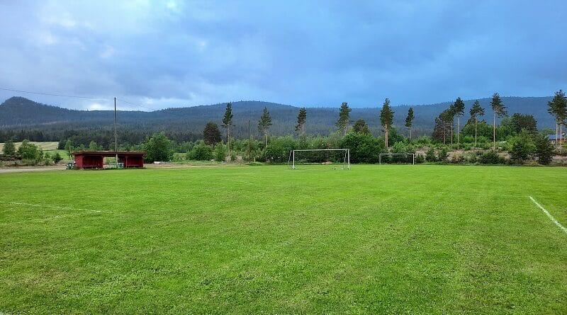 Vidsyn Stadion - Tynset IF