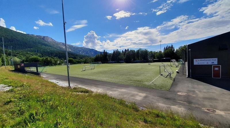 Hauknes Stadion - Åga IL