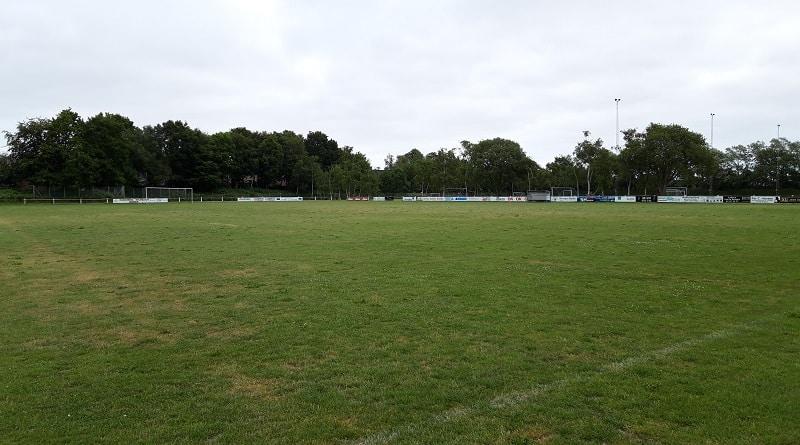 Rudkøbing Stadion - Rudkøbing BK