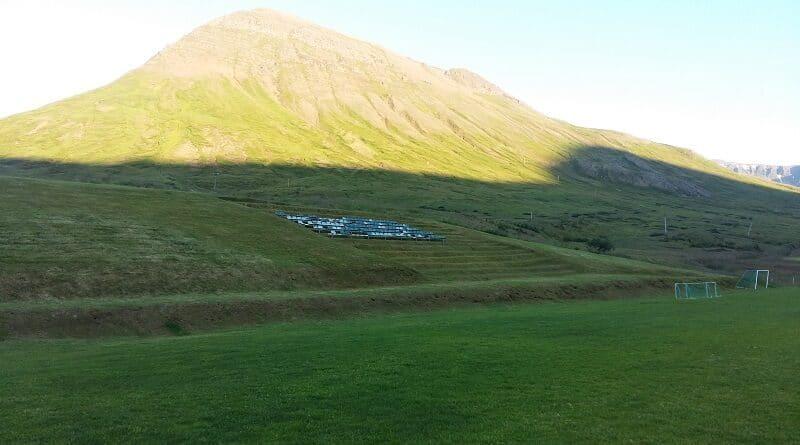 Siglufjarðarvelli - KF Knattspyrnufélag Fjallabyggðar