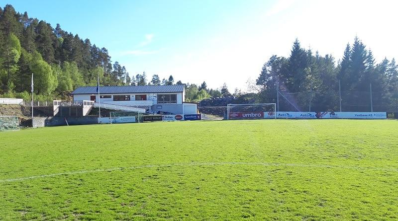 Bruhagen Stadion - Averøykameratene