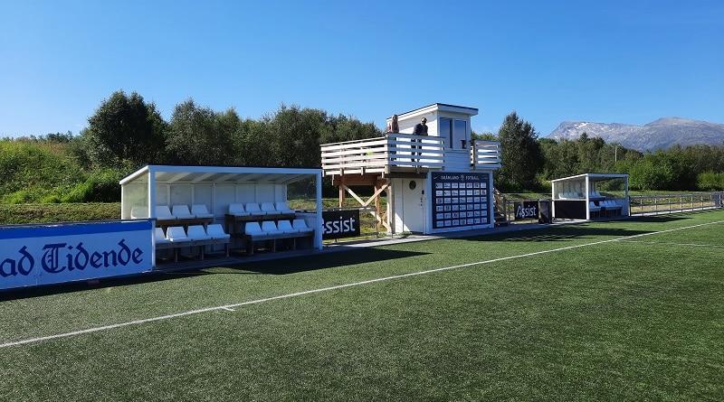 Skånland Idrettspark - Skånland OIF