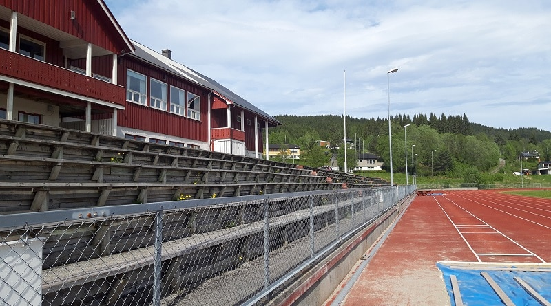 Straumsnes Stadion - Straumsnes IL